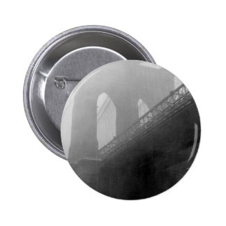 Top-Niebla del puente de Brooklyn Pin