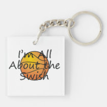Nothing But Swish Basketball Slogan