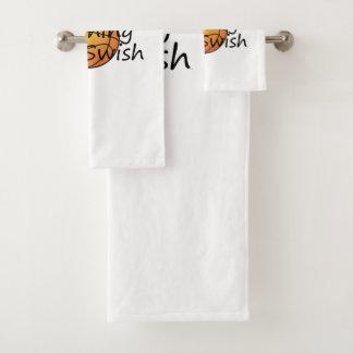 TOP Nothing But Swish Bath Towel Set