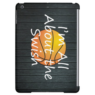 TOP Nothing But Swish iPad Air Cover