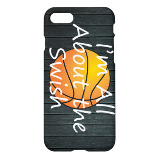 TOP Nothing But Swish iPhone 8/7 Case