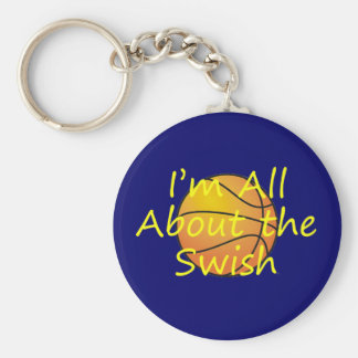 TOP Nothing But Swish Keychain