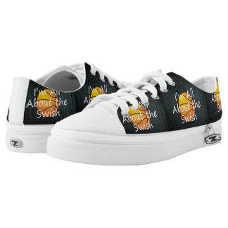 TOP Nothing But Swish Low-Top Sneakers