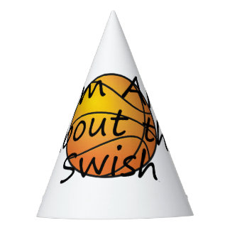 TOP Nothing But Swish Party Hat