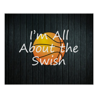 TOP Nothing But Swish Poster