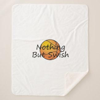 TOP Nothing But Swish Sherpa Blanket
