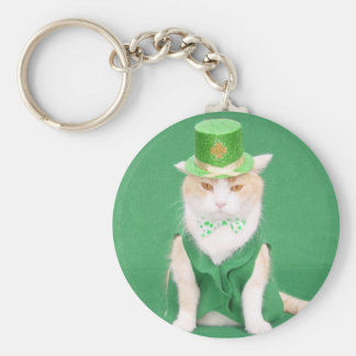 Top o' the mornin' Bubba Keychain