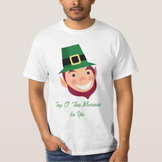Top O' The Mornin' Irish Leprechaun