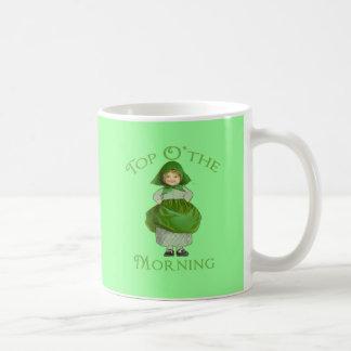 Top O the Morning Cute Products Coffee Mug