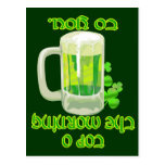 Top o the morning to You Irish Gifts Postcard