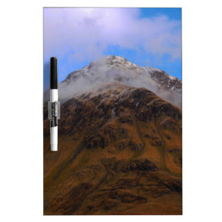 Top of Mountain Dry-Erase Board