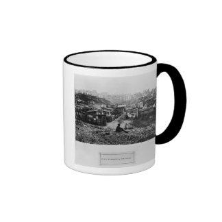 Top of rue Champlain  Paris, 1858-78 Ringer Mug