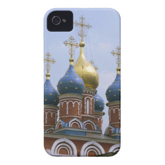 Top of Russian Orthodox Church in Russia iPhone 4 Case