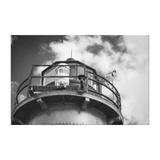 Top of the Lighthouse Canvas Print