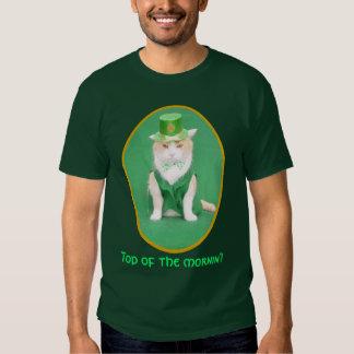 Top of the mornin'! t-shirt
