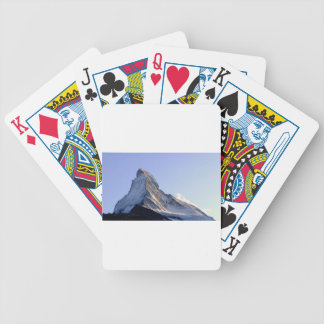 Top of the Mountain - Mother Nature Series Bicycle Playing Cards
