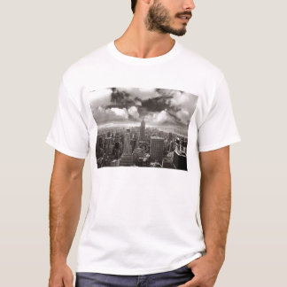 Top of the rock on a t-shirt