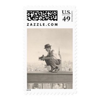 Top of the Rock Stamps
