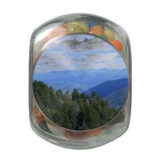 Top of the Smokies Jelly Belly Candy Jars