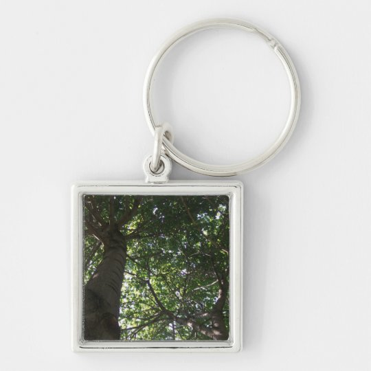 Top of the Tree Keychain