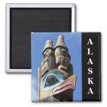 Top of the World Alaska Magnet