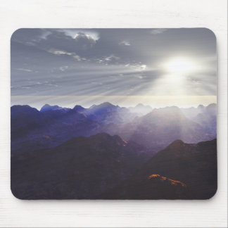 Top of The World Mouse Pad