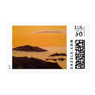 Top of the World Postage