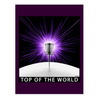 Top of The World Postcards