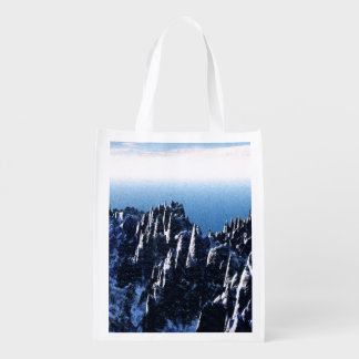 Top of The World Reusable Grocery Bags