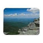 Top of Whiteface Mountain, Adirondacks, NY Rectangle Magnet