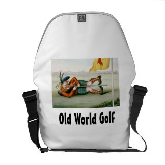 TOP Old World Golf Courier Bag