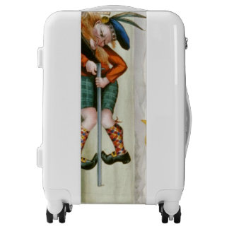 TOP Old World Golf Luggage