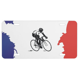 TOP On Tour License Plate