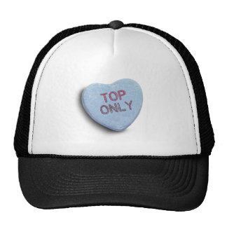 TOP ONLY CANDY -.png Trucker Hat