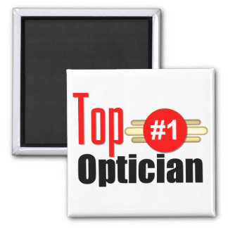 Top Optician Magnet