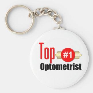Top Optometrist Key Chain