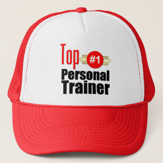 Top Personal Trainer Trucker Hat