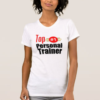 Top Personal Trainer Tee Shirts