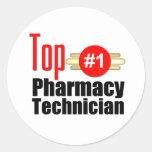 Top Pharmacy Technician Sticker