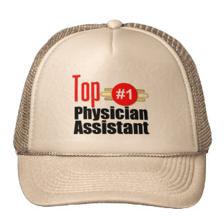 Top Physician Assistant Trucker Hats