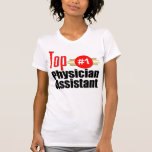 Top Physician Assistant T-shirts