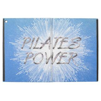 TOP Pilates Power iPad Pro Case