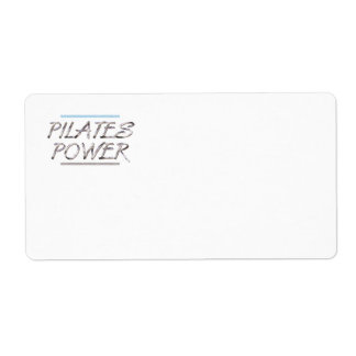 TOP Pilates Power Label