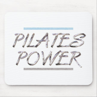 TOP Pilates Power Mouse Pad