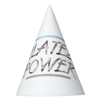 TOP Pilates Power Party Hat