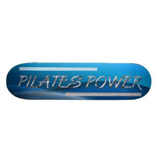TOP Pilates Power Skateboard Deck