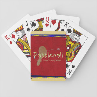 TOP Ping Pong Humor Playing Cards