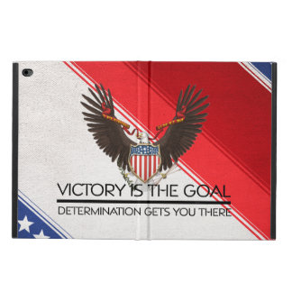 TOP Political Victory Slogan Powis iPad Air 2 Case