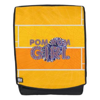 TOP Pom Pom Backpack