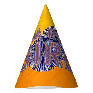 TOP Pom Pom Party Hat